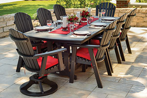 Polymer Patio Furniture