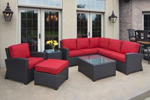 Wicker Patio Furniture
